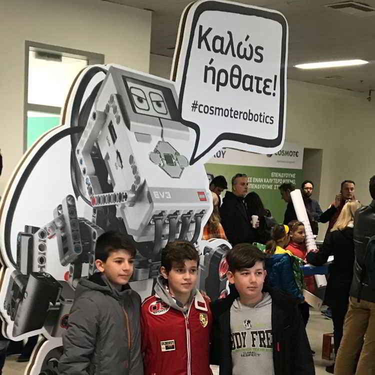 Headline - Cosmote | Robotics Contest - Image 09