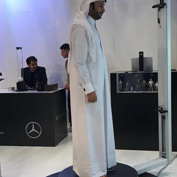 Headline - Mercedes Benz | Quatar International Motor Show - Image 03