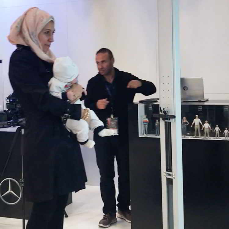 Headline - Mercedes Benz | Quatar International Motor Show - Image 04