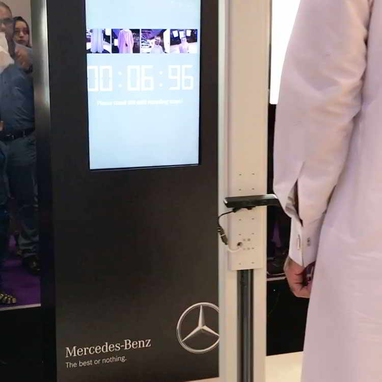 Headline - Mercedes Benz | Quatar International Motor Show - Image 12